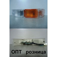 NS15-0105L (215-1612)* NISSAN ATLAS 22 1988-91, ПОВТОРИТЕЛЬ ПОВОРОТА L (Китай) Белый