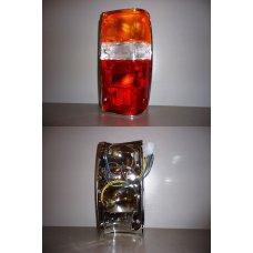 TY05-0402L (212-1914)* TOYOTA HILUX/HILUX PICK UP 1985-87, СТОП L (Китай) 6 отв, хром