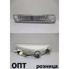 TY07-1004B* TOYOTA L.CRUISER 80 1990-98, ПОВОРОТНИК В БАМПЕР L+R ( хрусталь) Китай