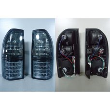 TY212-19D5LED-V2* TOYOTA LAND CRUISER PRADO 1996-02, СТОП КОМПЛЕКТ L+R (Китай) Диодный,Темный