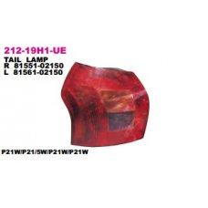 212-19H1L-UE* TOYOTA ALLEX/RUNX 2003, СТОП L (Тайвань)