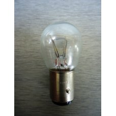 P21\5W (7537)* Лампочка белая двухконтактная 24V 21/5W  OSRAM (Германия)