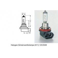 H11 (64211)* Лампочка H11 12V 55W OSRAM (Германия)