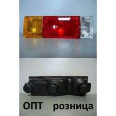 NS15-0102-24L (215-1915)* NISSAN ATLAS 1988-01, СТОП L(Китай) 24 V с лампочками