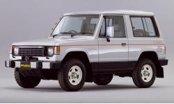 PAJERO  1981-1990