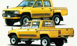 HILUX PICK UP  (65) 1987-1989