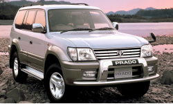 LAND CRUISER PRADO (90) 1996-2002